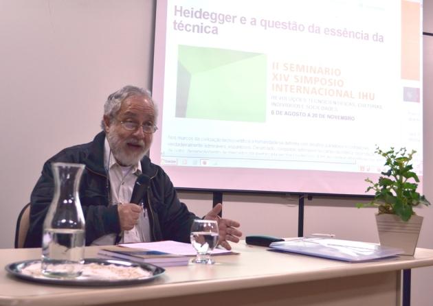 Franklin Leopoldo e Silva, da USP
