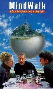 Capa do filme Ponto de Mutação, adaptação do livro de Fritjof Capra